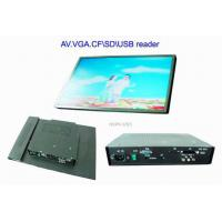 Best HSPV-3703 Remote 4A  TFT 37''  VESA LCD Advertising Display instantly with SD  AVI wholesale