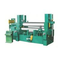 Best Hydraulic Thick Plate Rolling Machine 3200mm Width Universal Mc Drum Type Upper Roller wholesale