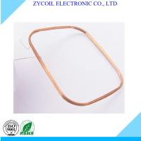 Best Square Air Core Inductor Coil / Small Induction Coil For Radio Frequency Tag wholesale