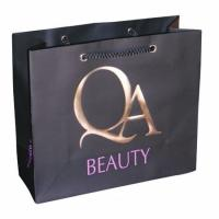 Best Personalized Hot Stamping Paper & Paperboard Gift Shopping Bag branded QA for clothing wholesale