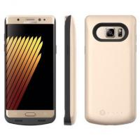 Best 5000 Mah Backpack Mobile Phone Battery Case For Samsung NOTE 7 Non Toxic Harmless wholesale