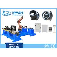 Best Hwashi CNC Automatic Industrial Welding Robot Arm High Precision Working Station Positioner wholesale