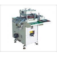 Quality High Speed Auto Hot Stamping Die Cutting Machine For Screen Protector wholesale
