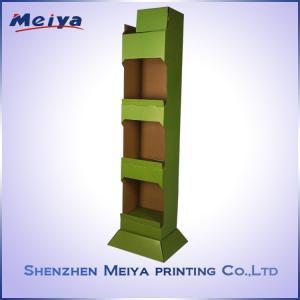 Best Customized Corrugated Cardboard Display Stand, Carton Display Stand, Paper Display Stand wholesale