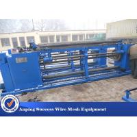 Best 1/2'' Opening Mesh Hexagonal Wire Netting Machine For Finshing Fence 2500mm wholesale