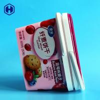 Best Stackable Food Packaging Containers Heat Resistant Anti Counterfeiting wholesale