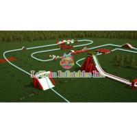 Best Large Challenge Interactive Obstacle Course Games Australian Standard wholesale