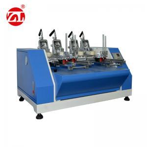 Best SATRA TM92 Shoe Bending Test Machine Heel Onwards With 6 Electronic LCD wholesale