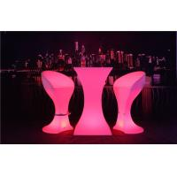 Best Fireproof LED Sofa Waterproof Rechargeable 4 Flash Modes LED Cocktail Table wholesale
