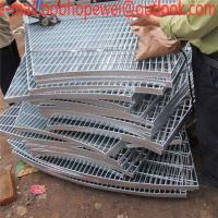 Best metal building material serrated galvanized steel grating outdoor metal drain cover grating/hot dipped galvanized steel wholesale
