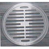 Best Export Europe America Stainless Steel Floor Drain Cover11 With Circle (Ф150.8mm*3mm) wholesale