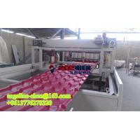Best PVC+ASA two layer synthetic resin glazed roof tile/roofing sheet production line wholesale