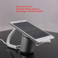 Best COMER Magnetic mobile phone security display stand with security alarm locking devices wholesale
