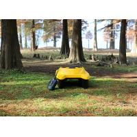 Buy cheap Carp Yellow sonar remote control fishing bait boat  DEVC-303 RoHS Certification from wholesalers