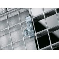 Best Heavy Duty Galvanized Steel Grating Clips Power Plant Suit ISO 9001 Approval wholesale