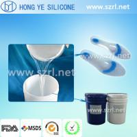 China Medical Grade liquid silicone rubber for shoe insoles on sale