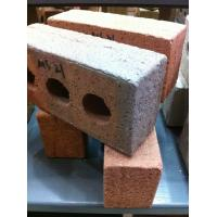 Best Construction Building Materials Common Clay Bricks Sandblast Face With 3 Holes wholesale