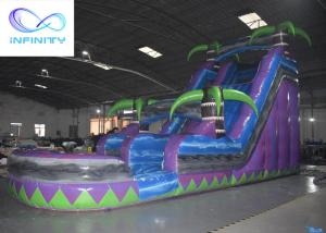 Best 2021 Commercial Kids Jumping jungle slide Inflatable Water Slide For sale wholesale