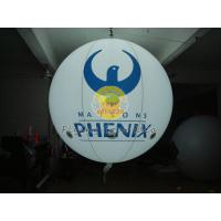 Best Round Fireproof and Waterproof Inflatable Lighting Balloon with 0.18mm PVC for Advertising wholesale
