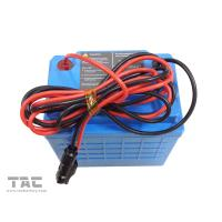 China 24V 20Ah High Rate LiFePO4 Battery Pack For Pump with Outer Shell on sale