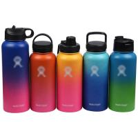 Best Creative Large Capacity Hydro Flask Water Bottle , Stainless Steel Insulated Cup wholesale