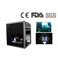 Best 800W Glass Laser Engraving Machine 1 Galvo X / Y / Z Motion Controlled wholesale