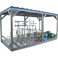 Best High Pressure Pump LNG Skid Mounted Equipment 20-70mpa 1000L/h wholesale