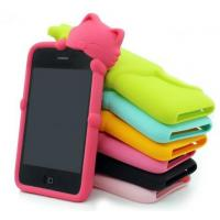 Best kiki cat case soft silicone phone case for iphone 5 wholesale