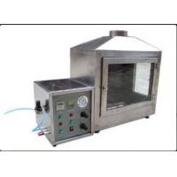 Buy cheap SL-FL089 Building Material Flammability Testing Equipment Ignitability Test Single Flame Source from wholesalers