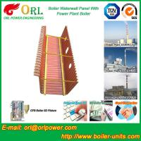 Best SA210A1 Alloy Steel Boiler Water Wall Tubes Floor Standing SGS Standard wholesale