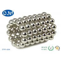 Best Nickle Coating Small Custom Neodymium Magnets Sophere Neocube Balls wholesale