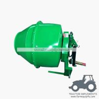 Best Tractor Mounted 3point Cement Mixer with PTO Shaft driven wholesale