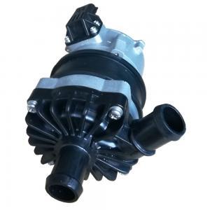 Best Aluminum Alloy Auto Electric Water Pump / 12 Volt Electric Coolant PumpFor Hybrid Electrical Vehicle wholesale