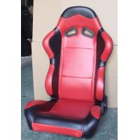 Best Red Black Sport Racing Seats With Single Or Double Slider Simple Installation wholesale