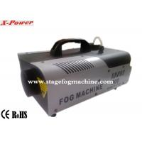 Best Portable DMX512 Stage Fog Machine 900Watt CE/ROHS  Approved  For home, Weeding, Live Concerts  X-06D wholesale