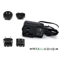 Best 5V 6V 2A Interchangeable Plug Power Adapter CE FCC UL ROHS For Speaker wholesale
