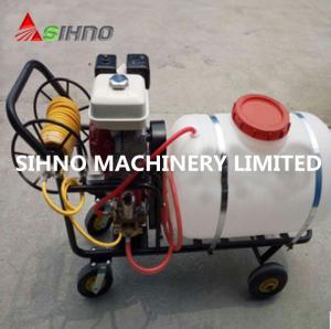 Cheap Four Wheeled Gasoline Pesticide Sprayer/Spraying Machine Agricultural for sale