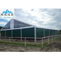 Best Fireproof ABS Wall Aluminum Sporting Event Tents 20x50m For Permanent Match wholesale