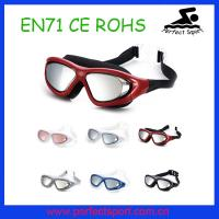 Best Speedo big frame swimming glass;new style and comtable swim goggle wholesale
