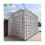 Best Good Stability Adjustable Environmental Building Column Aluminium Alloy Concrete Formwork,Wall Formwork System,Aluminium wholesale