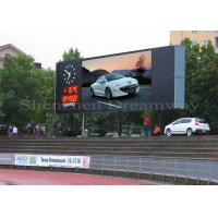 China Digital Advertising Outdoor Full Color Led Display SMD2727 768x768mm Panel For Airport on sale
