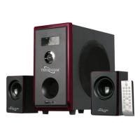Best Active 2.1 Multimedia Amplified Speaker System with USB/SD/FM,Karaoke function wholesale