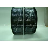 Best Customized high rigidity ABS conductive 3d printing filament black wholesale