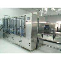 Best Small Scale Soda Bottling Equipment , Carbonated Soft Drink Production Line Glass Bottle wholesale