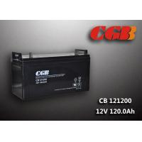 Best CB121200 12V 120AH High Capacity Lead Acid Battery Non Spillable Maintenance Free wholesale