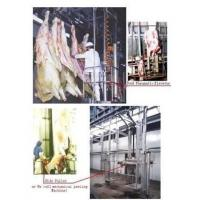 Best Cattle Slaughter House And Meat Processing Equipment wholesale