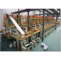 Best Automatic Wall Stone Paper Making Machine With Single Screw Extruder 220V/380V/440V/3P wholesale