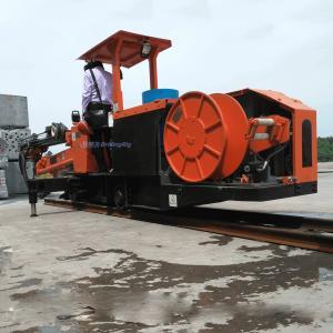 Cheap Rail Mounted Drilling Jumbo DFJ-1R14, Single Boom Mining Drill Jumbo for sale