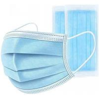 Best Medical Grade Disposable Earloop Face Mask Against Viruses For Personal Health wholesale