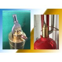 Buy cheap Fm200 Automatic Fire Extinguisher Ball Valve with Solenoid Actuator from wholesalers